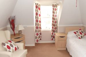 One of our rooms at Tweed View Care Home Berwick